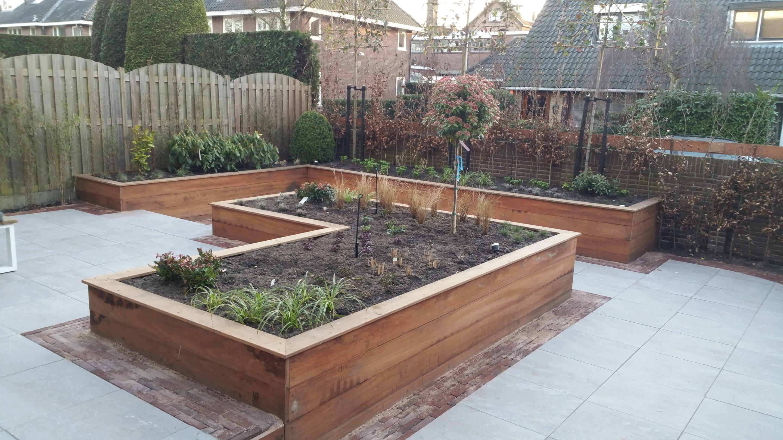 tuinaanleg voorbeelden tuinontwerp inspiratiebron